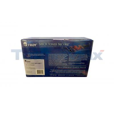 TROY HP LJ P2015 MICR TONER SECURE CART BLACK 7K